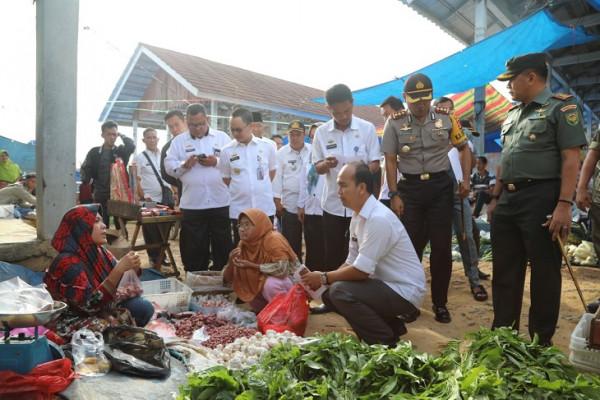 Harga daging di Waykanan naik menjadi Rp135.000/kg
