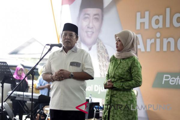 KPU tetapkan Arinal-Nunik sebagai Gubernur-Wagub Lampung