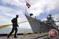 Kapal Perang India Ins Ranjit Kunjungi Makassar