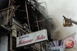 Kebakaran di Cafe Malibu Tewaskan Satu Pekerja