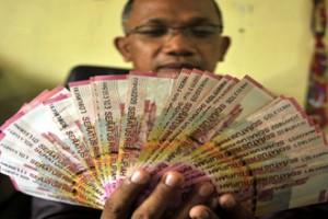 Polres Polman amankan pelaku penyalahgunaan uang palsu
