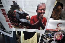 Dunia Internasional Diminta Selamatkan Muslim Rohingya
