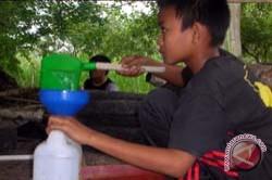 Industri Minyak Nilam Mulai Berkembang di Bantaeng