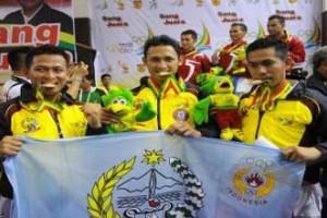 PON 2012 (Karate) - Sulsel Dominasi Kata dan Riau Emas Kumite