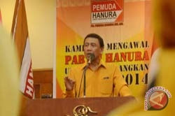 Wiranto Larang Kader Hanura Jelekkan Partai Lain
