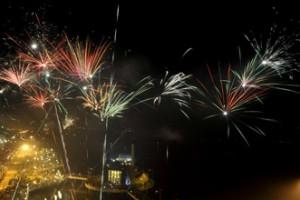 Bantaeng pusatkan pergantian tahun di Pantai Seruni