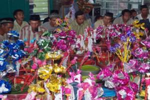 Wawali Makassar ikut Maulid di hari Natal