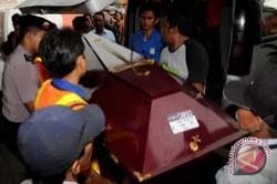Empat Korban Penembakan Tiba di Makassar