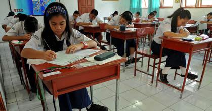 Un Smp Makassar Antara News Makassar