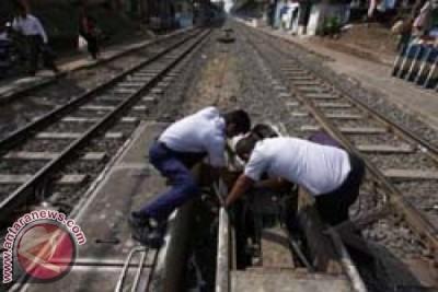 Pembayaran pembebasan lahan kereta api Sulsel Juni