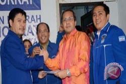 Demokrat Makassar Resmi Usung Pasangan DIA