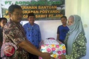 PT Astra Sulawesi Bantu 14 Posyandu Morowali