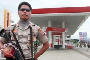 Polisi Amankan SPBU Jelang Kenaikan BBM