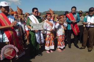 DPRD Mamasa Absen di Peringatan Hari Lingkungan Hidup