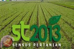 BPS-Distanak Sulbar Bahas Angka Sementara Sensus Pertanian