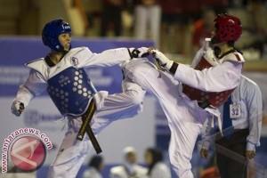 Makassar tambah dua emas dari cabang taekwondo