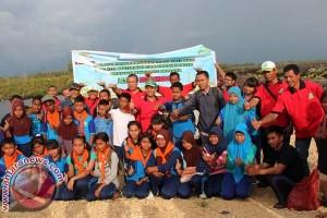 Perusahaan Sawit Tanam 5.000 Mangrove di Matra