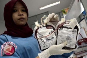 Kanwil Kemenag Sulbar Kumpulkan 90 Kantong Darah