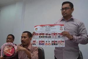 KPU Makassar Revisi Spesimen Kertas Suara