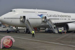 Garuda Indonesia Terbangi Makassar-Bua Akhir Oktober