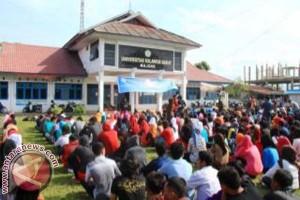 878 Mahasiswa Baru Unsulbar Jalani Orientasi