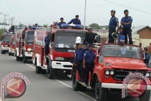 Satuan damkar Makassar disiagakan selama libur Lebaran
