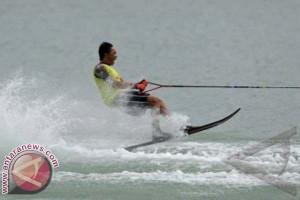 Sulsel raih peringkat kedua Kejurnas Ski Air