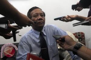 Mahfud MD paling suka jabatan Ketua MK