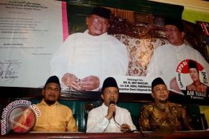 Iqbal Parewangi Raih Dukungan Pesantren Darul Istiqomah