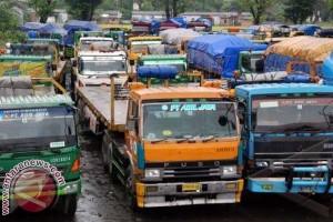 Januari - September Dishub tilang 210 truk pelanggar