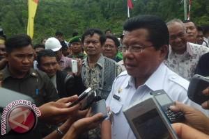 Gubernur lantik Bupati Majene terpilih Fahmi-Lukman