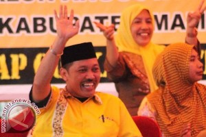Pemilu - Golkar Mamuju Minta Pendukungnya Tolak Politik Uang