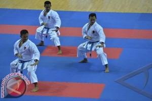 Karate - Kontingen Jabar Tiba Pertama di Makassar