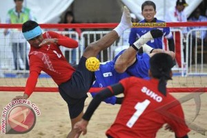 Sepak Takraw - Kejurnas Piala Menpora Kembali Ditunda