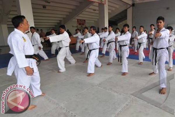 Karate - Enam Karateka Masuk Pelatnas Asian Games