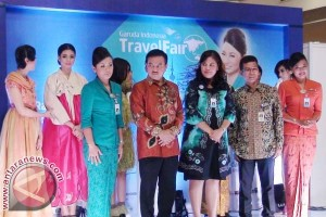 Garuda Gandeng 19 Travel pada Travel Fair