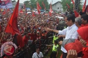 Papua - Jokowi : Selesaikan Masalah Papua dengan Kerja Nyata