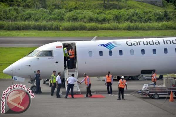 Jelang Pilpres Garuda Beri Diskon Semua Penerbangan
