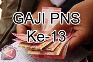Pemprov siapkan Rp115 miliar bayar gaji ke-13