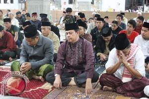 Sekda Sulbar Pimpin Safari Ramadhan di Mamasa