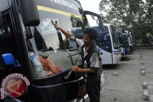 Dishub Siapkan 100 Bus Antisipasi Arus Mudik