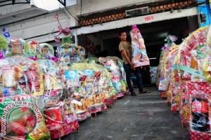 Toko Parsel di Makassar Banjir Pesanan