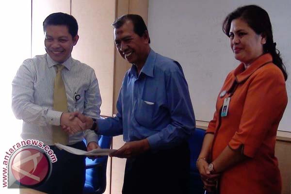 Garuda Indonesia Serahkan Hadiah Best Sales GITF
