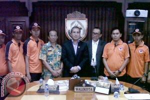 BPBD Makassar Siaga Bencana di Gunung Bawakaraeng