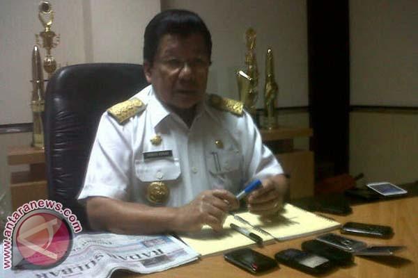 Gubernur Sulbar pamit di akhir masa jabatan