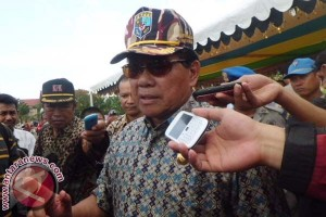 Gubernur Sulbar tinjau proyek bakal diresmikan presiden