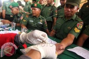 Donor Darah TNI Bertekad Pecahkan Rekor MuRi