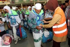 Jamaah calon haji Pasangkayu diberangkatkan awal Agustus