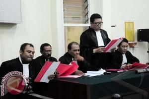 Penyerangan Balai Kota Makassar Akan Disidangkan
