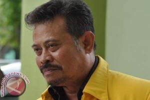 Syahrul masuk dalam dewan pembina Partai Golkar